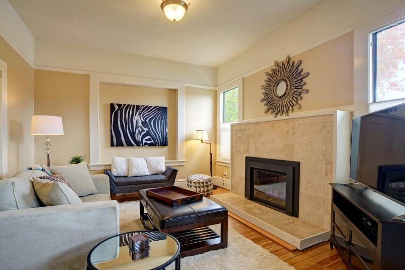 Welcome! The only 3bd/2ba rental in downtown (The heart of the 'village')