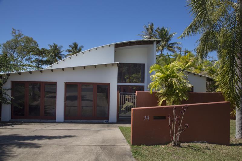 Die Barrington-Street View of House