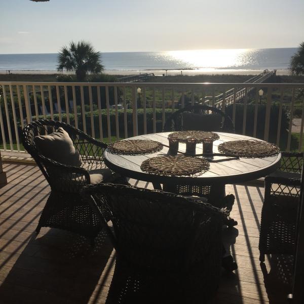 Porch- Sunrise-Oceanfront