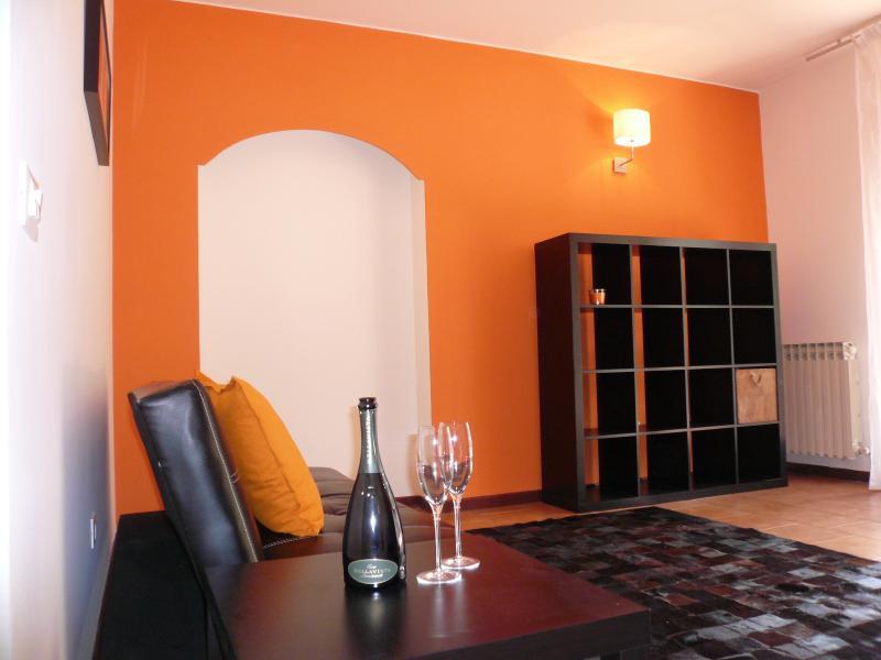 APPARTAMENTO OASI ORANGE, holiday rental in Toscolano-Maderno