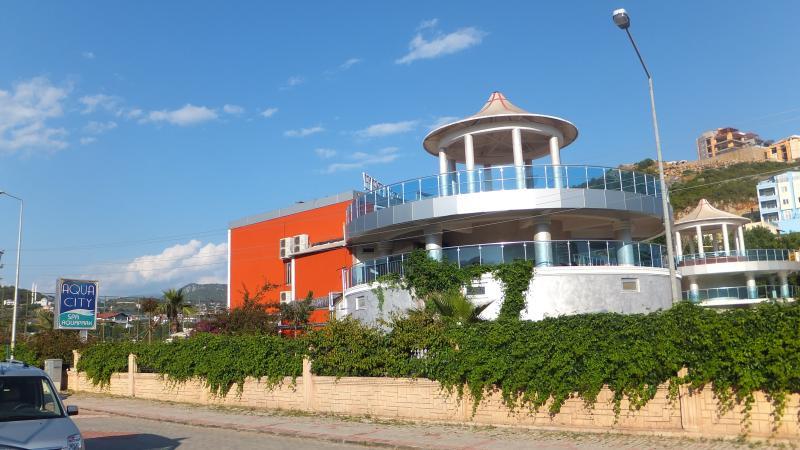 Aqua Park and Turkish Bath (Hammam) across the street from the villa 15 GBP entrance per person