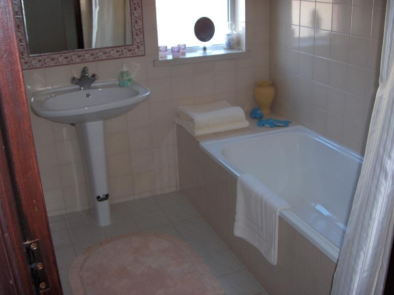 Uno dei tre bagni