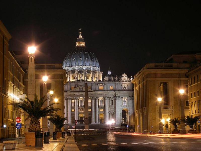 St.Peter in the night