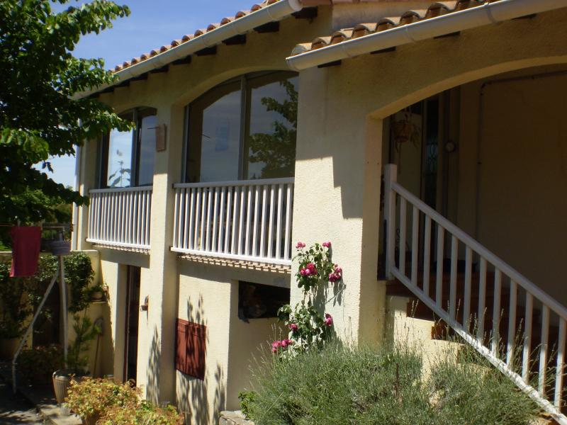 maison au coeur du pays cathare, holiday rental in Douzens