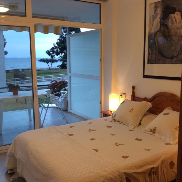 Apartamento Planta baja a pie de playa – semesterbostad i Roses