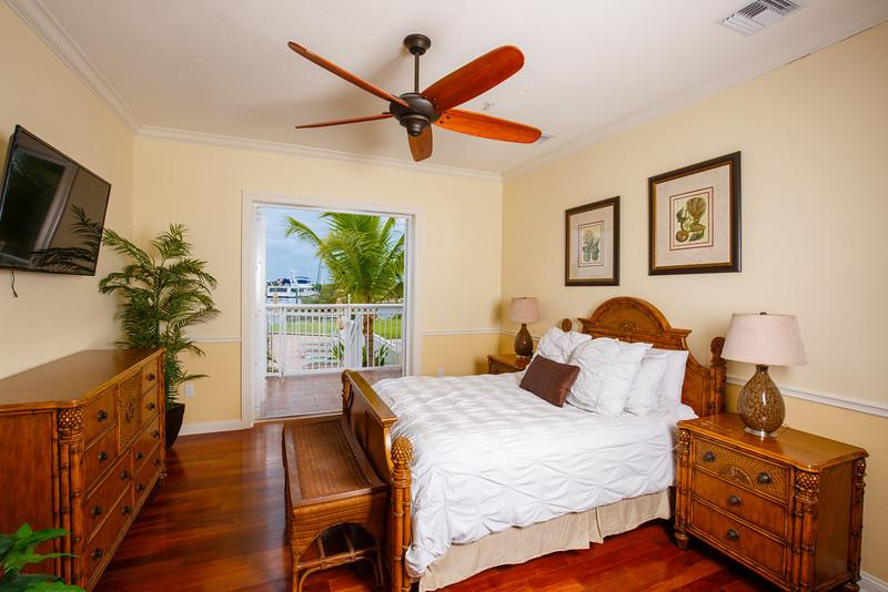 Bedroom with Queen Bed included with 1 Bedroom Suite and Fully Appointed Suite