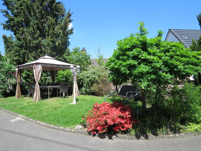 Maison d'hôtes Aux Deux Cigognes - Appartement, holiday rental in Rheinau