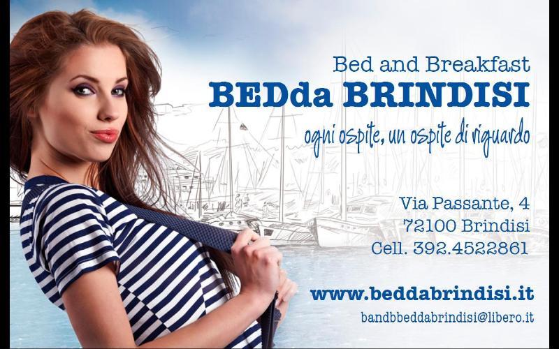 B&B BEDda Brindisi, vacation rental in Brindisi