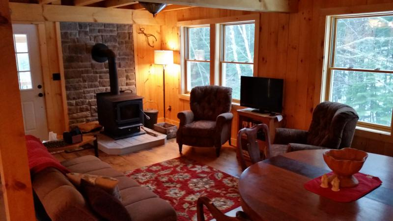 Baker Brook Lodge, holiday rental in Indian Lake