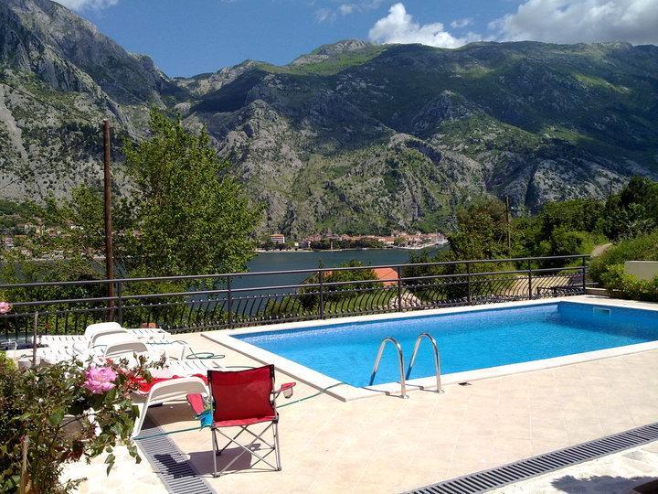 Villa Mia, casa vacanza a Comune di Cattaro