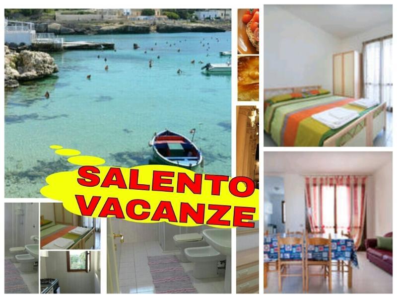 Salento Casa Vacanze Portoselvaggio 2, vacation rental in Chiesanuova