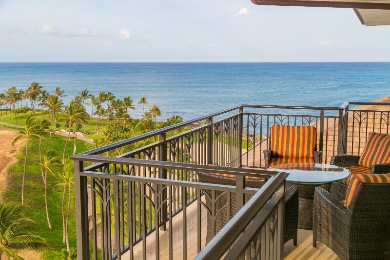 Ko Olina Ocean View 9th Floor 3 Bedroom Penthouse Updated