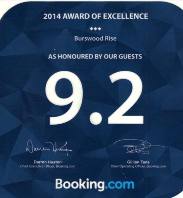 Certificado de excelencia de 2014 altamente calificados por nuestros clientes