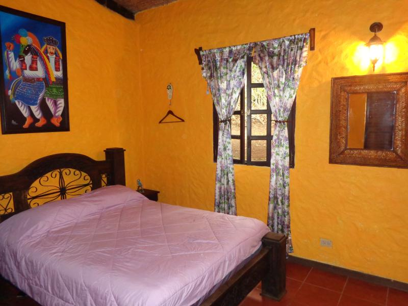 El Sol bedroom with its own private bathroom