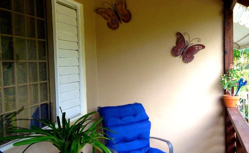 Front Porch: sala de estar