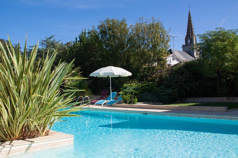Les Tamaris, vacation rental in Bournezeau