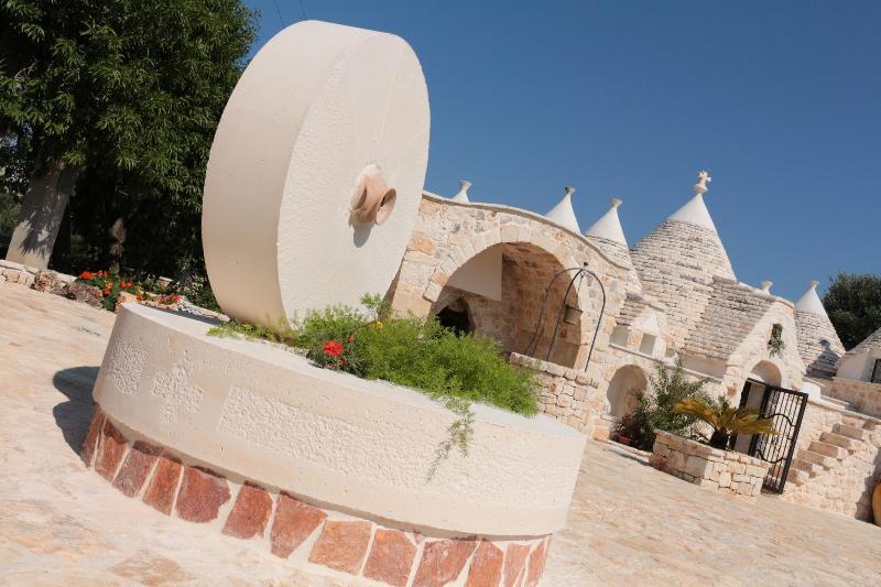 I Trulli dell'Abate, holiday rental in Villa Castelli