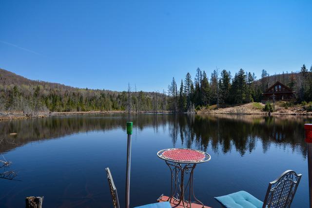 lac domaine vue