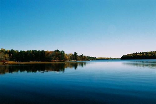 Lake Cottage on Molega Lake, Nova Scotia, alquiler de vacaciones en Greenfield
