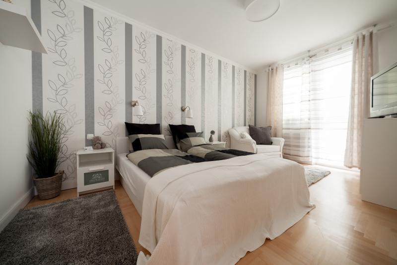 Chambre n ° 1 avec lit double variation