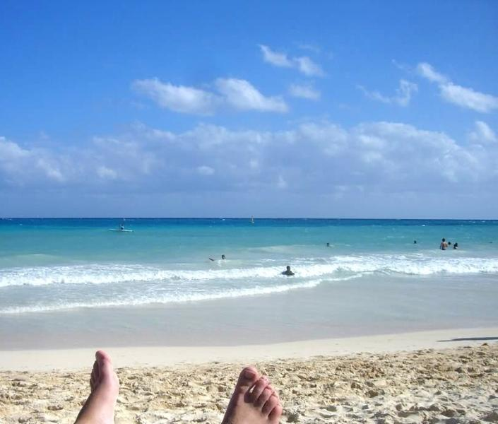 Mamitas Beach Club - une promenade de cinq minutes au carribean !