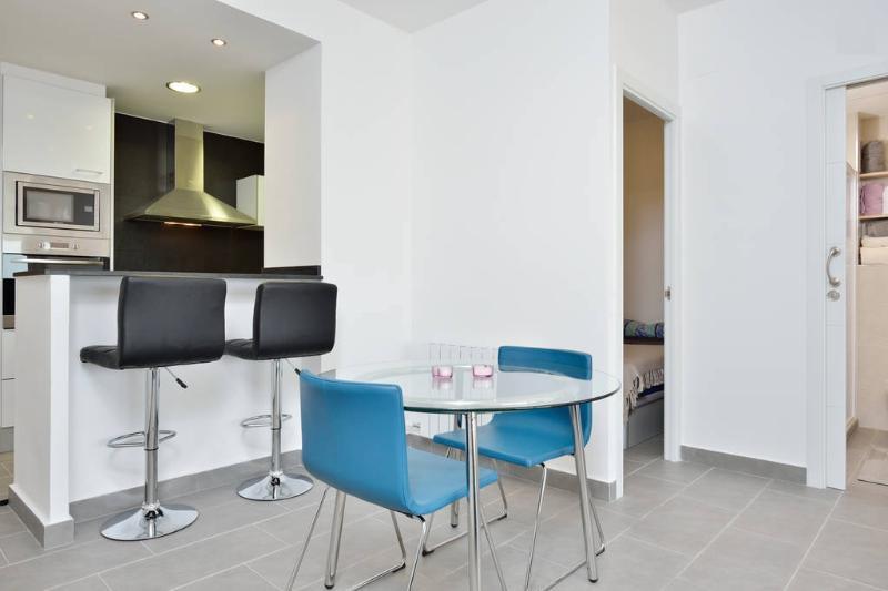 Nice apartment in Vilanova with sea view and WIFI, alquiler de vacaciones en Vilanova i la Geltrú