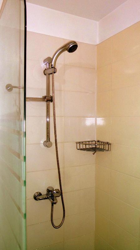 Ontspan met een warme douche