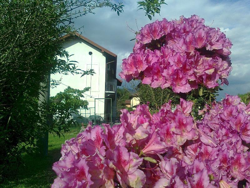 Bella Camera Matrimoniale vicino al lago Maggiore, holiday rental in Caravate