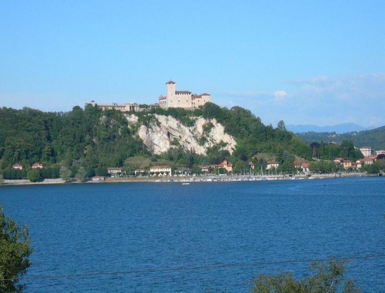 Angera fortress-Lake Maggiore