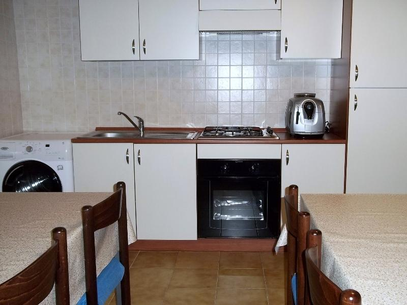 Breakfast room with kitchenette