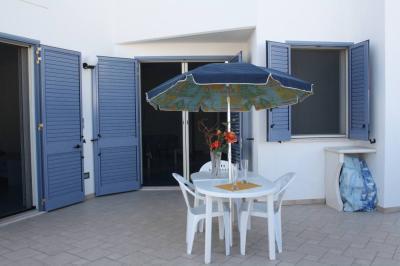 Santa Maria Di Leuca: appartamento 4-6 persone a pochi minuti a piedi dal mare, holiday rental in Castrignano del Capo