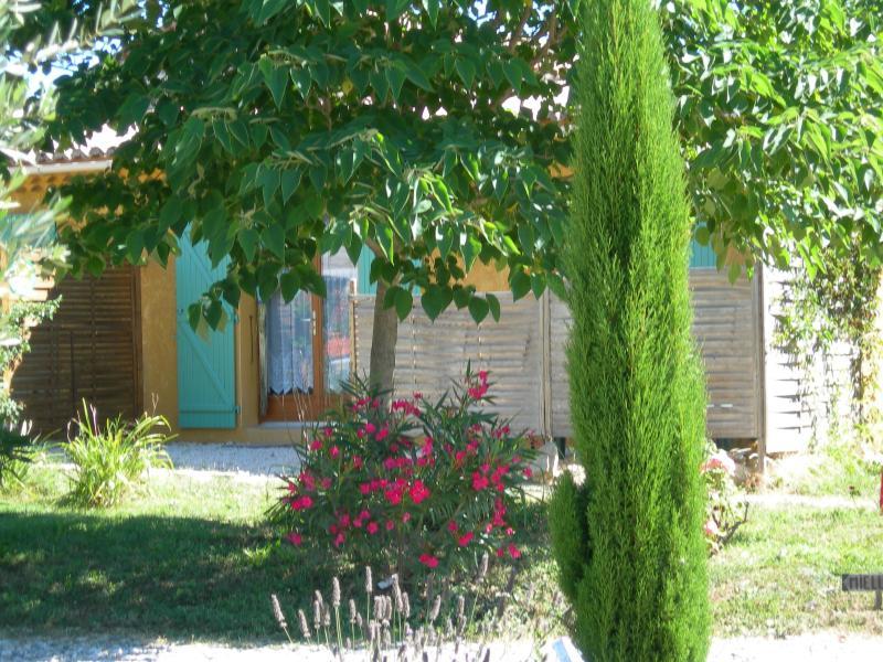 Le Garrus, holiday rental in Gras
