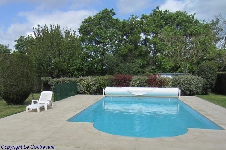Le Contrevent, gîte rural avec piscine en Vendée, holiday rental in Vaire