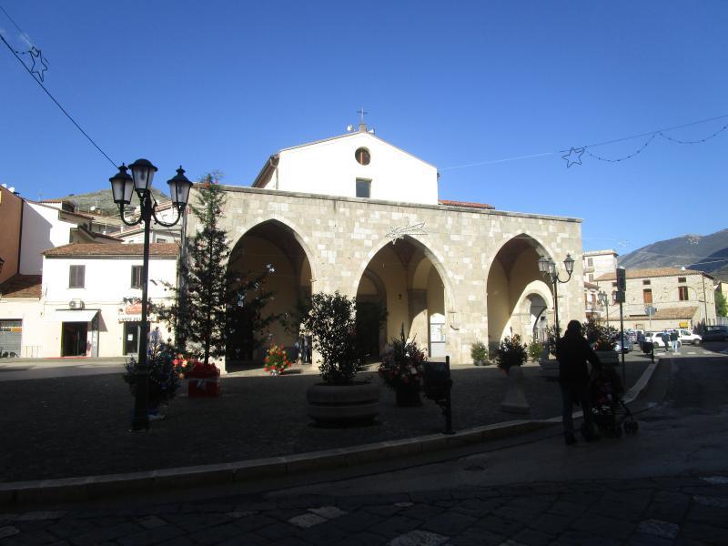 Church of Santa Maria Maggiore in Piazza Annunziata