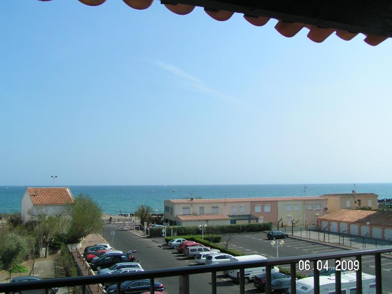 T2 Cabine Avec Superbe Vue Mer, vacation rental in Cap-d'Agde