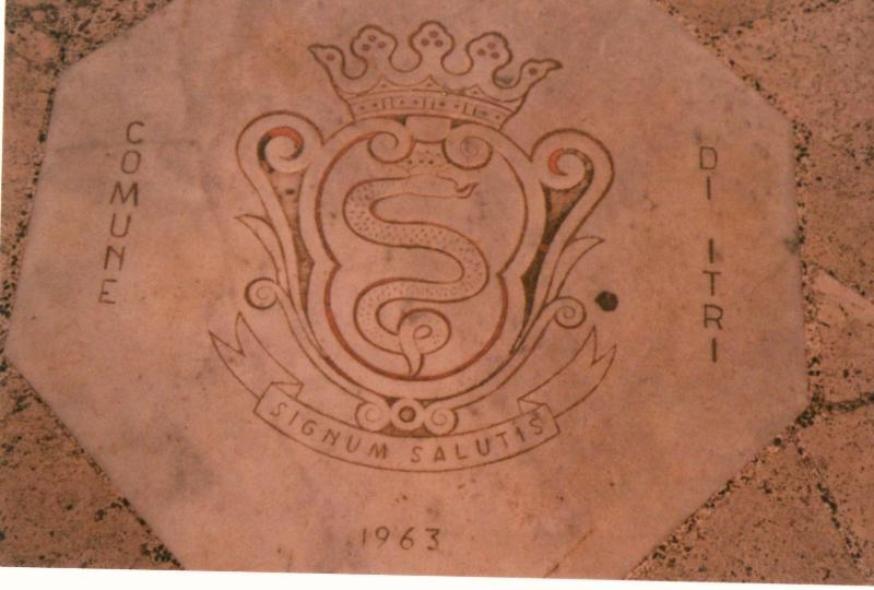 Itri Emblem