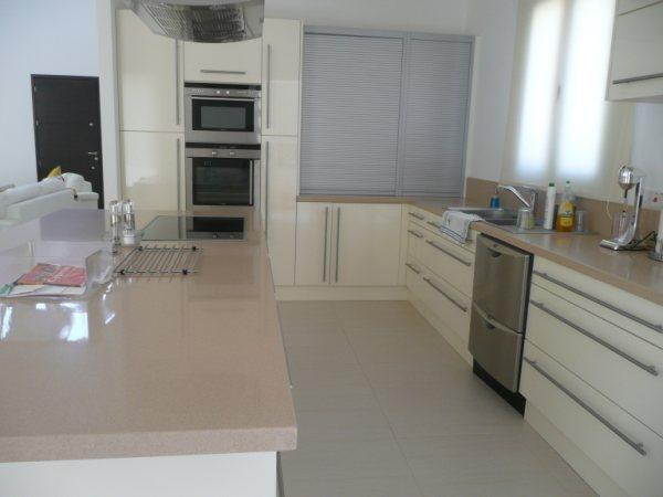 Modern Kitchen with branded appliances