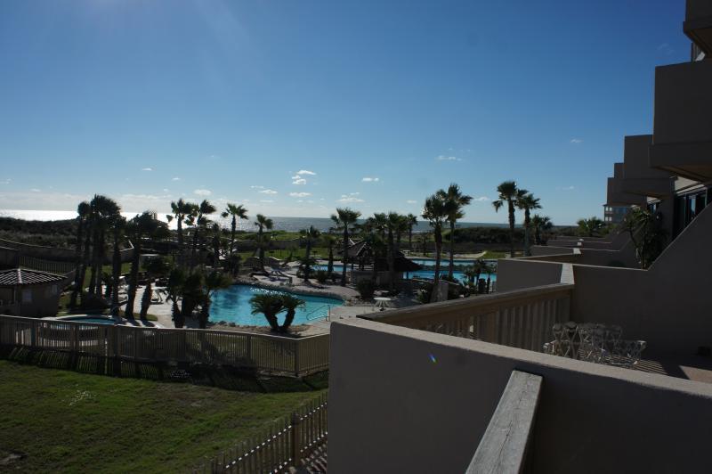 Votre vue imprenable depuis le balcon !