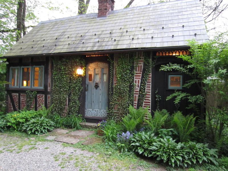Romantic Herringbone Cottage, alquiler vacacional en Bucks County