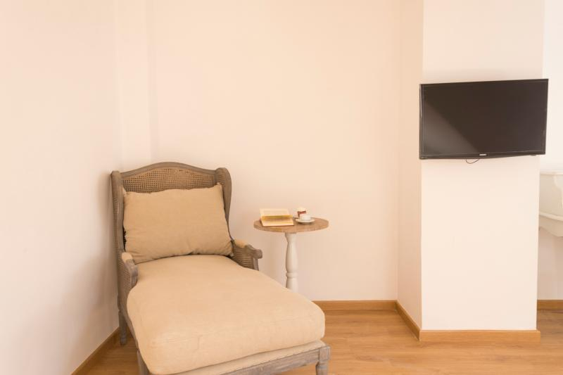 Segundo dormitorio zona de relajación