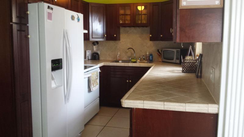 Kitchen at 421
