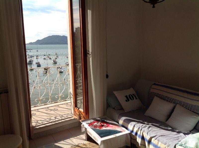 Casa vacanze nel Golfo dei Poeti, alquiler vacacional en Fiascherino
