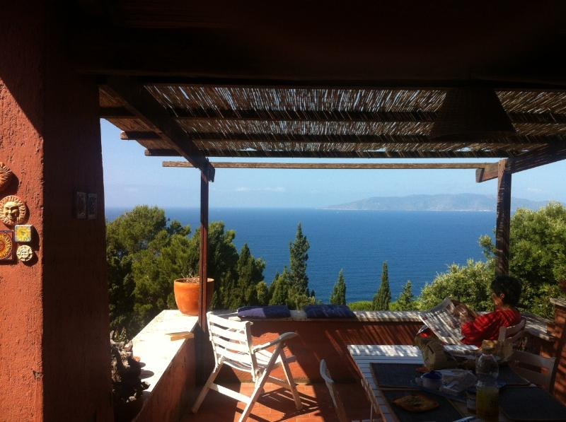 Holiday Villa Rental Cala Piccola Monte Argentario, location de vacances à Isola Del Giglio