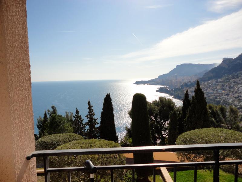 super deux pieces a rcm vue fantastique monaco, vacation rental in Monaco-Ville
