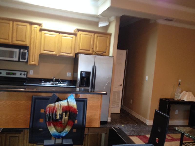 Kitchen with Modern Appliances