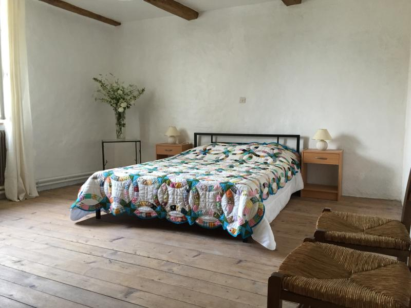 other bedroom with double bed