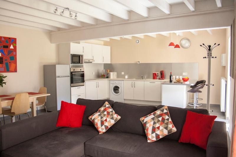Le Petit Moulin de Veillard - Ellipse, vacation rental in Vaux-Rouillac
