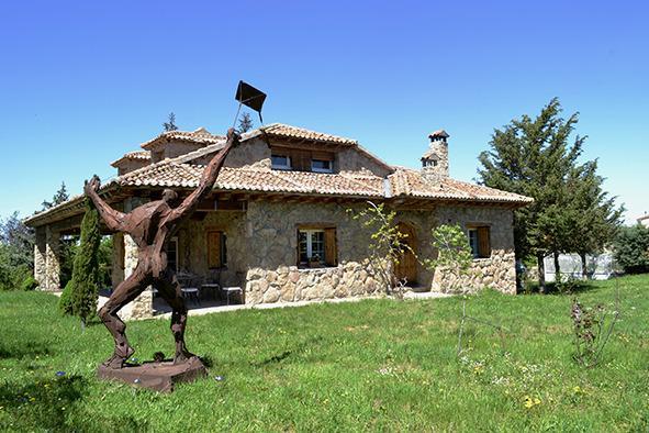 El Mirador de Antonio, holiday rental in Sepulveda