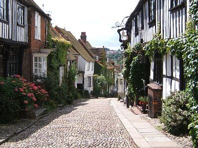 Historic town of Rye, 20 minutes away
