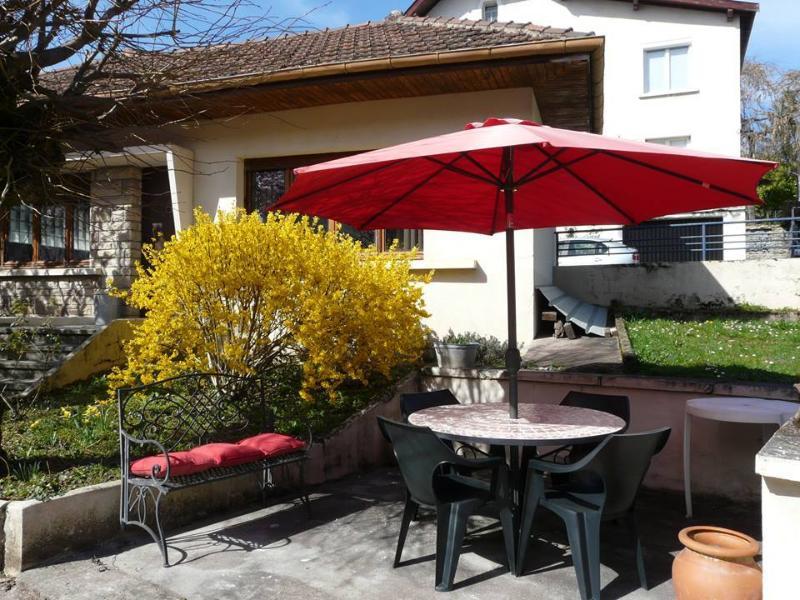 Le Pourquoi Pas, vacation rental in Haute-Saone